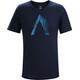 Arc'teryx M's Regenerate SS T-Shirt kingfisher